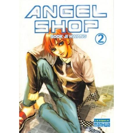 comic americano angel: