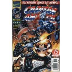 CAPITÁN AMÉRICA: HEROES REBORN Nº 11
