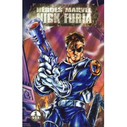 HÉROES MARVEL: NICK FURIA