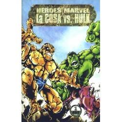 HÉROES MARVEL: LA COSA VS. HULK
