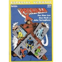 PATRULLA X: ESPECIAL VERANO 1990