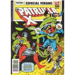 PATRULLA X: ESPECIAL VERANO 1989