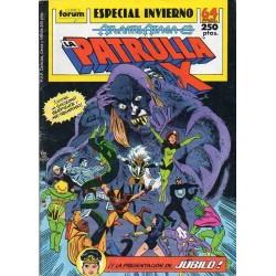 PATRULLA X: ESPECIAL INVIERNO 1989