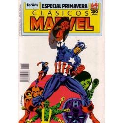 CLÁSICOS MARVEL: ESPECIAL PRIMAVERA 1989
