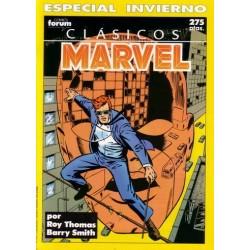 CLÁSICOS MARVEL: ESPECIAL INVIERNO 1990