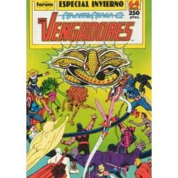 LOS VENGADORES: ESPECIAL INVIERNO 1989