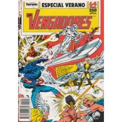 LOS VENGADORES: ESPECIAL VERANO 1989