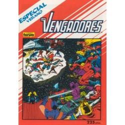 LOS VENGADORES: ESPECIAL VERANO 1988