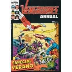 LOS VENGADORES: ESPECIAL VERANO 1987