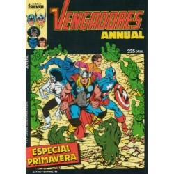 LOS VENGADORES: ESPECIAL PRIMAVERA 1987