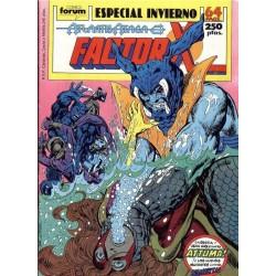 FACTOR X: ESPECIAL INVIERNO 1989