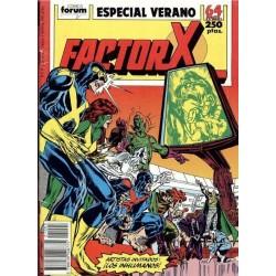 FACTOR X: ESPECIAL VERANO 1989