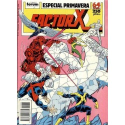 FACTOR X: ESPECIAL PRIMAVERA 1989