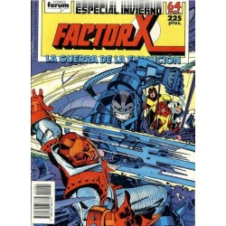 FACTOR X: ESPECIAL INVIERNO 1988