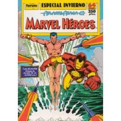 MARVEL HÉROES: ESPECIAL INVIERNO 1989