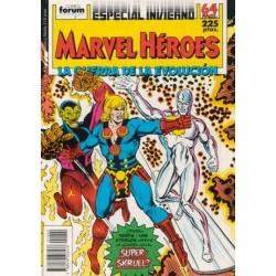 MARVEL HÉROES: ESPECIAL INVIERNO 1988