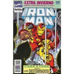 IRON MAN: EXTRA INVIERNO 1992
