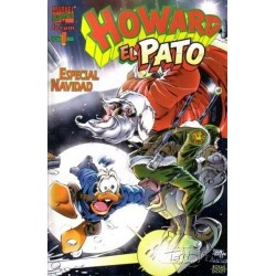HOWARD EL PATO: ESPECIAL NAVIDAD 1997