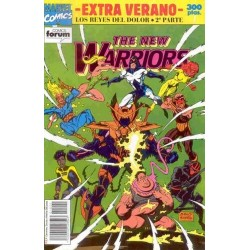 THE NEW WARRIORS: EXTRA VERANO 1992