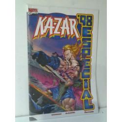 KA-ZAR: ESPECIAL 1998