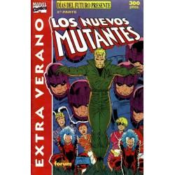 LOS NUEVOS MUTANTES: EXTRA VERANO 1991