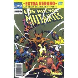 LOS NUEVOS MUTANTES: EXTRA VERANO 1992