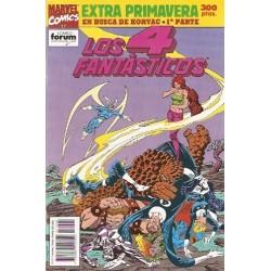 LOB 4 FANTÁSTICOS: EXTRA PRIMAVERA 1992