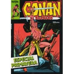 CONAN EL BARBARO: EXPECIAL PRIMAVERA 1987