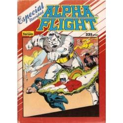 ALPHA FLIGHT: ESPECIAL NAVIDAD 1987