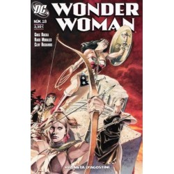 WONDER WOMAN Nº 18