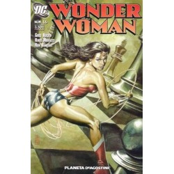 WONDER WOMAN Nº 16
