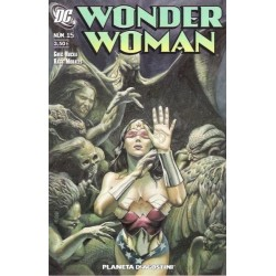 WONDER WOMAN Nº 15