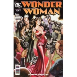 WONDER WOMAN Nº 8