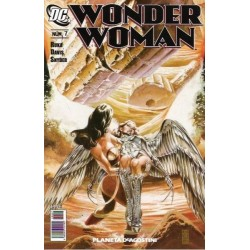 WONDER WOMAN Nº 7