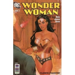 WONDER WOMAN Nº 5