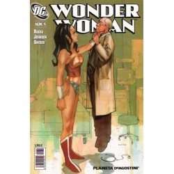 WONDER WOMAN Nº 4