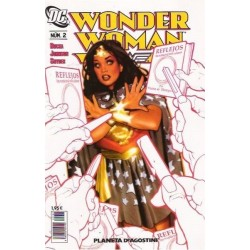 WONDER WOMAN Nº 2