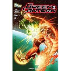 GREEN LANTERN Nº 7