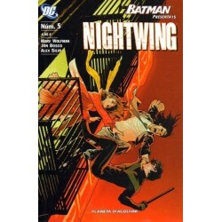 BATMAN PRESENTA Nº 15 NIGHTWING 5