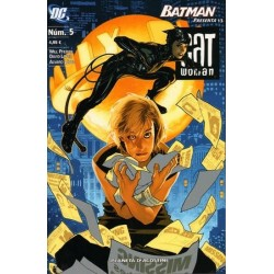 BATMAN PRESENTA Nº 13 CATWOMAN 5