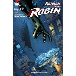 BATMAN PRESENTA Nº 8 ROBIN 3
