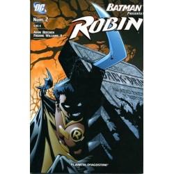 BATMAN PRESENTA Nº 5 ROBIN 2
