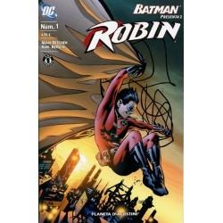 BATMAN PRESENTA Nº 2 ROBIN 1