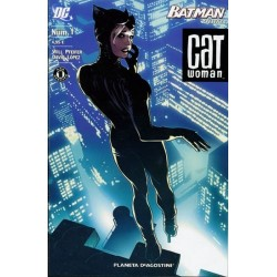 BATMAN PRESENTA Nº 1 CATWOMAN 1