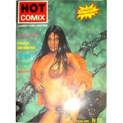 HOT COMIX Nº 7