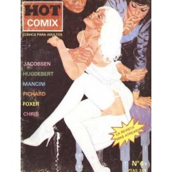 HOT COMIX Nº 4