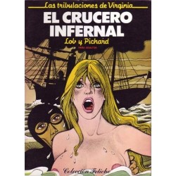 LAS TRIBULACIONES DE VIRGINIA: EL CRUCERO INFERNAL