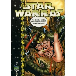 WET COLLECTION Nº 5 STAR WARRAS