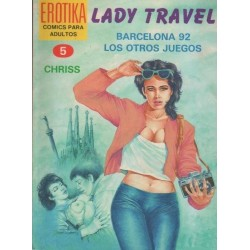 EROTIKA Nº 5 LADY TRAVEL
