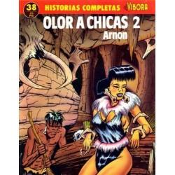 EL VIBORA HISTORIAS COMPLETAS Nº 38 OLOR A CHICAS 2